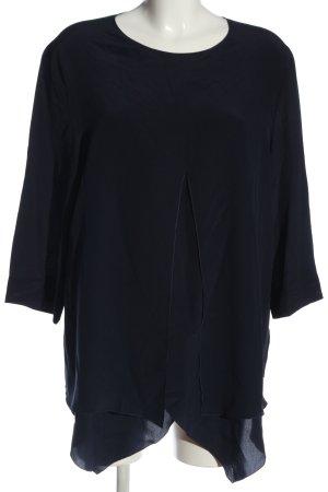 St. emile Long-Bluse blau Casual-Look
