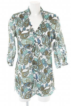 St. emile Long-Bluse mehrfarbig klassischer Stil