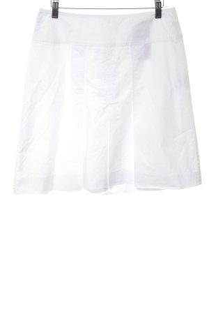 St. emile Spódnica midi biały W stylu casual