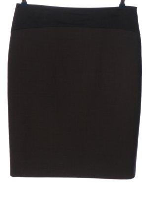 St. emile Minigonna marrone-nero stile casual