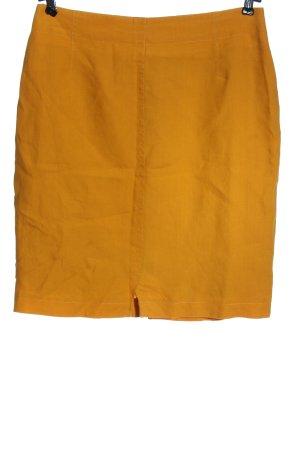 St. emile Minigonna arancione chiaro stile casual