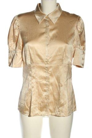 St. emile Blusa in seta crema stile casual