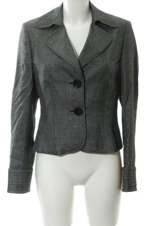 St. emile Smoking-Blazer grau-silberfarben Business-Look