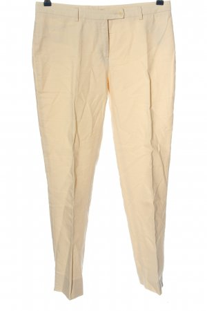 St. emile Stoffhose creme Casual-Look
