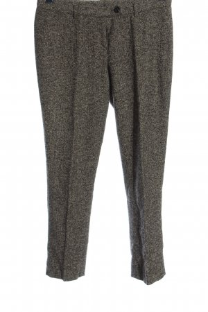 St. emile Jersey Pants brown-natural white casual look