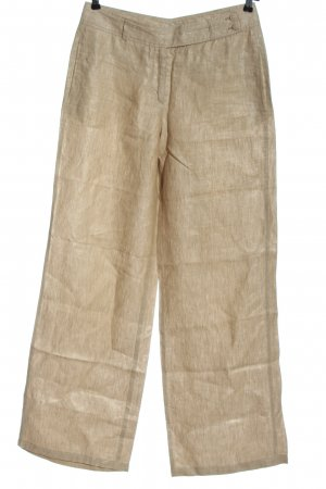 St. emile Jersey Pants cream casual look