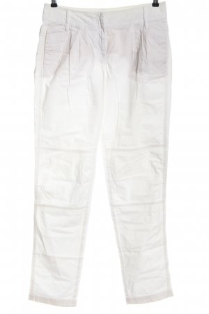 St. emile Jersey Pants white casual look