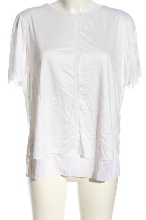 St. emile Koszulka z dzianiny biały W stylu casual