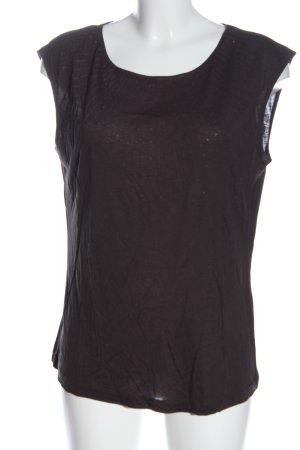 St. emile T-Shirt schwarz Casual-Look