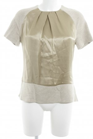 St. emile T-Shirt goldfarben-sandbraun Casual-Look