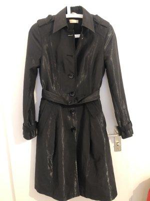 St. emile Trench Coat black