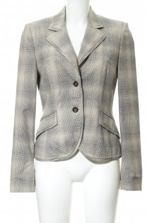 St. emile Wool Blazer glen check pattern casual look