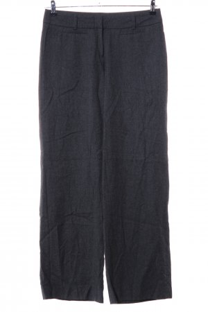 St. emile Pantalone di lana grigio chiaro stile professionale