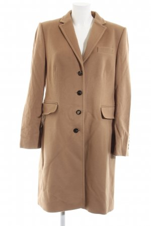 St. emile Wollmantel nude Casual-Look