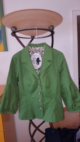 St-martins BlazerJacke Plissee Leo S (L) grün