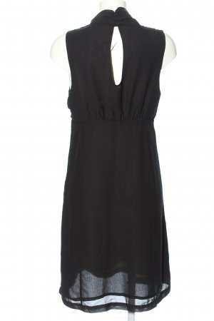 St-martins Cut-Out-Kleid schwarz Casual-Look