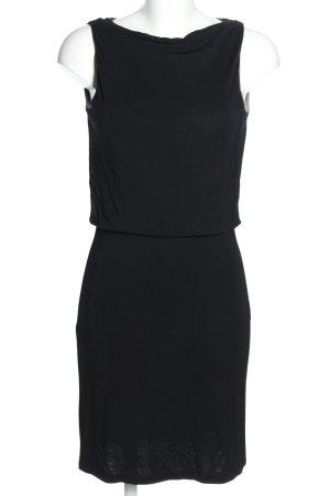 St-martins Jerseykleid schwarz Elegant