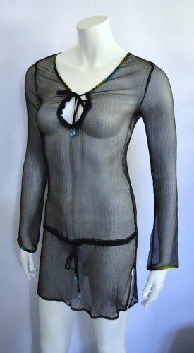 St-martins Kleid Designer Summer Beach Silk