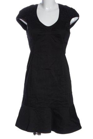 St-martins Mini vestido negro look casual