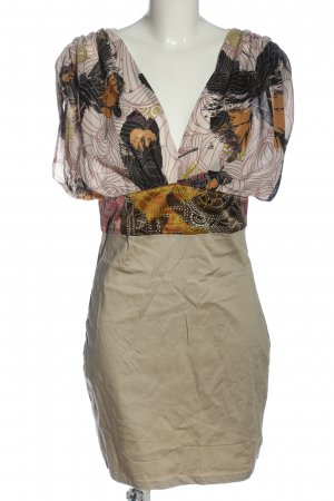 St-martins Mini Dress allover print casual look