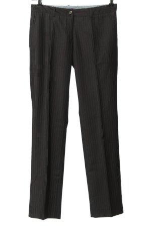 St-martins Pantalon en jersey noir style d'affaires