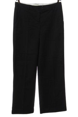 St-martins Pantalón tipo suéter negro estilo «business»