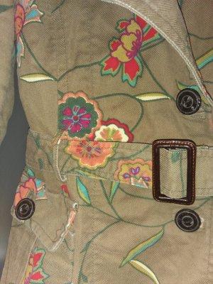 St-martins Manteau mi-saison multicolore tissu mixte