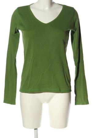 St-martins Longsleeve grün Casual-Look