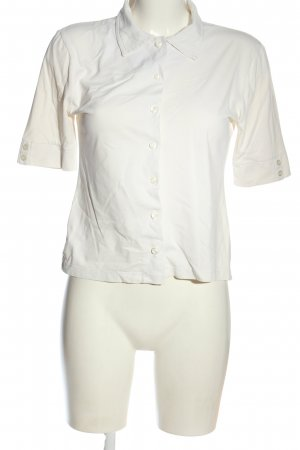 Staccato Short Sleeve Shirt white business style