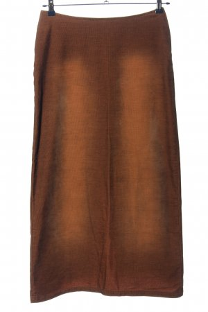 Staccato Maxi Skirt brown casual look