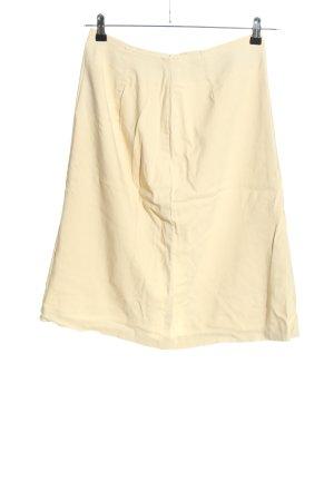 Staccato Midi Skirt cream casual look