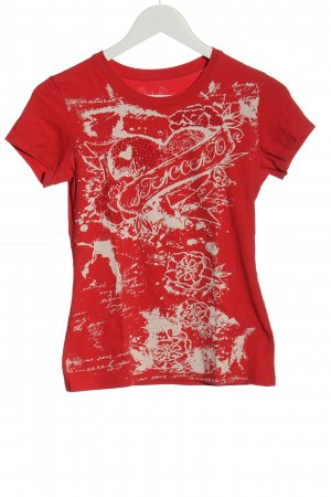 Staccato Print-Shirt