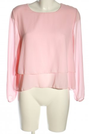 Staccato Schlupf-Bluse pink Casual-Look