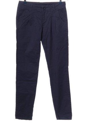 Staccato Pantalone jersey lilla stile casual