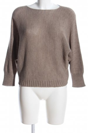 Staccato Strickpullover hellgrau Casual-Look
