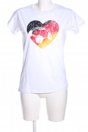 Staccato T-Shirt Farbverlauf Casual-Look