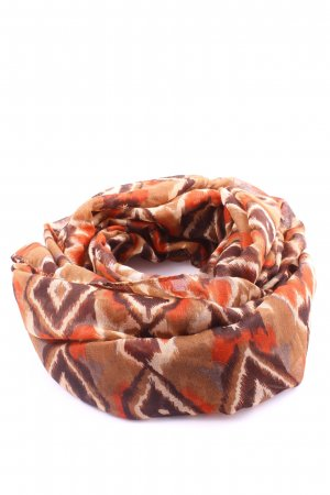 Staccato Traditional Scarf allover print casual look