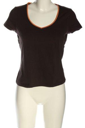 Staccato T-shirt multicolore stile casual