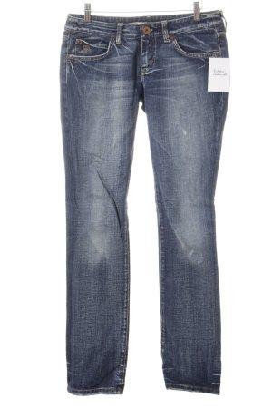 Staff & Co Slim Jeans blau Casual-Look