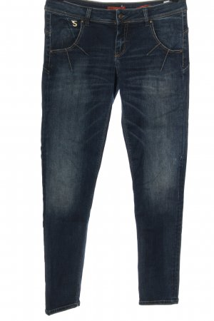 Staff Jeans Tube Jeans blue casual look