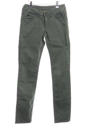 Staff Jeans Skinny Jeans khaki Casual-Look