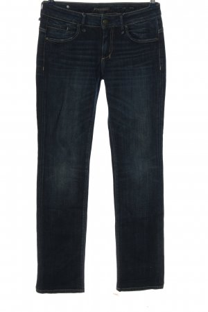 Staff Jeans Straight Leg Jeans blue casual look
