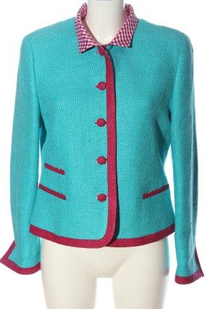 Stajan Tweed Blazer check pattern elegant