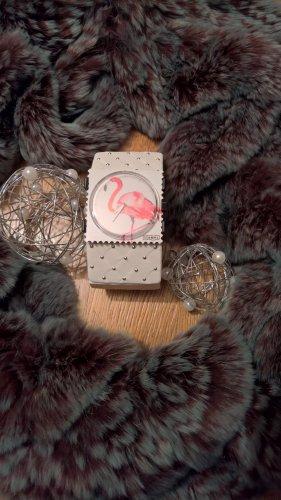 Stamps Flamingo Uhr