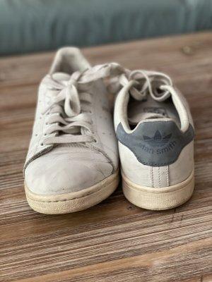Adidas Stan Smith Adicolor Sneaker stringata bianco-azzurro