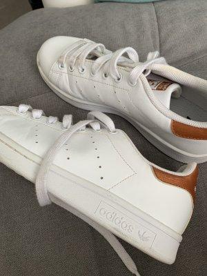 adidas stan smith Scarpa skate bronzo