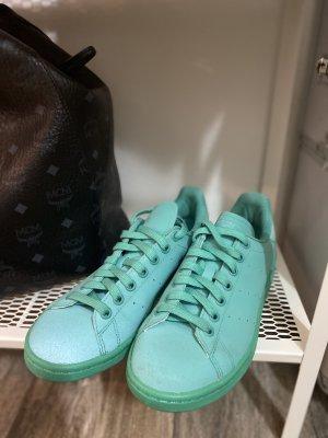 Adidas Stan Smith Adicolor Basket à lacet turquoise