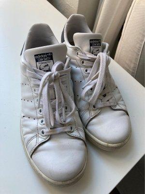 Adidas Zapatilla brogue blanco-azul oscuro