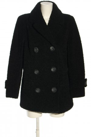STAND STUDIO Fake Fur Jacket black casual look