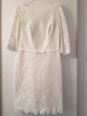 Standesamt Brautkleid Spitze Vintage Hochzeit Kleid